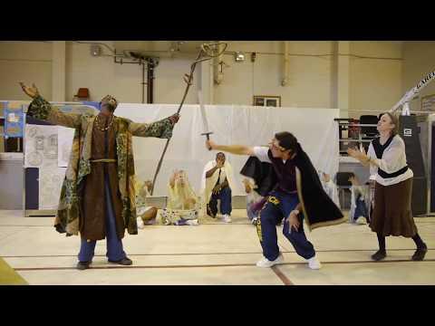 "Shakespeare at Solano Prison Presents ""The Tempest"""