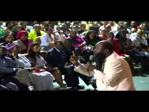 French Guiana Conference Part 1 -The Prophet Of The LORD