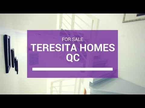 2 Storey House in Teresita Homes in Cubao, Quezon City for Sale 6.5M