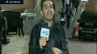 الماتش - هاني حتحوت يكشف تفاصيل الاعتداء على هشام محمد بالحجارة