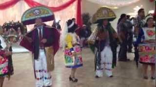 Residentes Peruanos Festejan Año Nuevo 2014 Bakersfield California