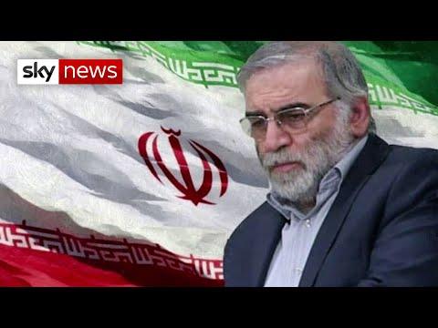 Sky News: BREAKING: Senior Iranian nuclear scientist Mohsen Fakhrizadeh assassinated