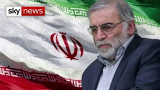 Senior Iranian nuclear scientist Mohsen Fakhrizadeh assassinated