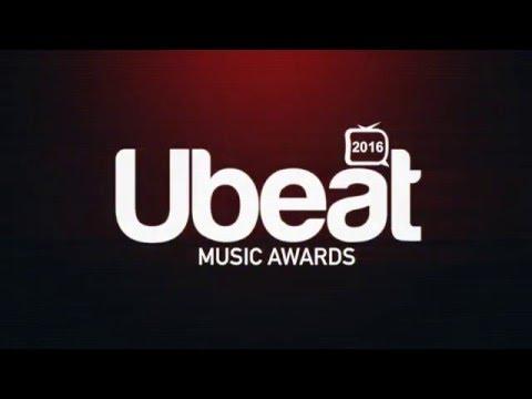 ubeat music awards 2016 promo