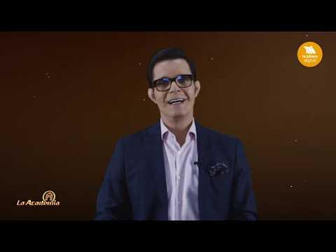 ¡Conoce más de Horacio Villalobos! | La Academia