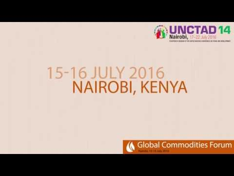 Global Commodities Forum at UNCTAD 14