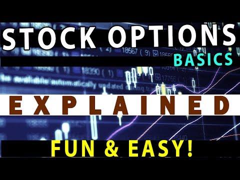 Stock Options EXPLAINED!