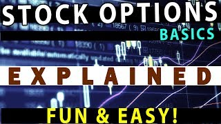 Stock Options EXPLAINED!