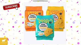 ThaiLand's Product - một số loại bánh kẹo Thái Lan