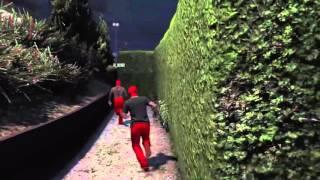 Gta online part 32 little boy rage/cheats on murder maze
