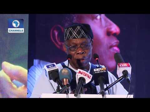 Obasanjo Hails Jonathan On Book Launch, Acknowledges Atiku