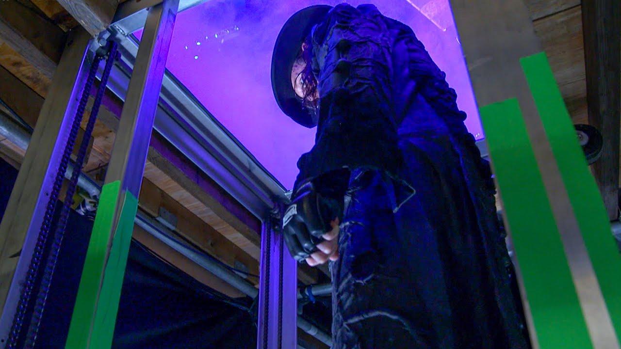 Download The Undertaker on his WrestleMania match against John Cena: Undertaker: The Last Ride sneak peek