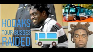 Kodak Black tour busses raided in DC