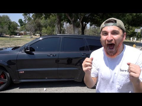 SURPRISING MY BOY FRIEND WITH A NEW CAR!!