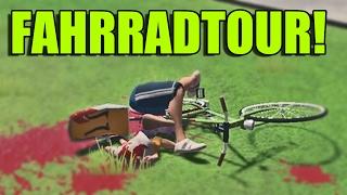 GEMÜTLICHE FAHRRADTOUR! - Guts and Glory #01   Ranzratte1337
