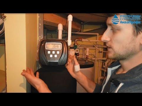 видео: Как обслуживать очистку воды, для Юрия