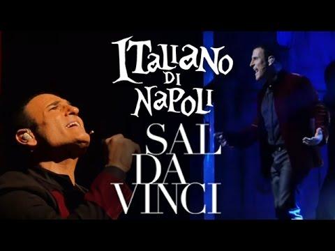 SAL DA VINCI - ITALIANO di NAPOLI - Promo
