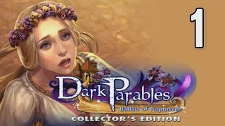 Dark Parables 7: Ballad of Rapunzel CE [01] w/YourGibs - START IN CZECHOSLOVAKIA - OPENING - Part 1