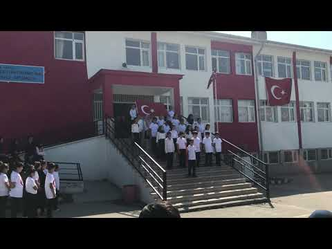 Kumçatı Şehit Mehmet İnal Ortaokulu 23 Nisan Kutlamaları 2018