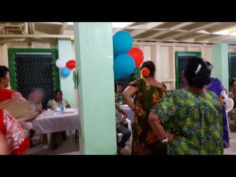 Majuro, Marshall Island 2017 Fan Dance