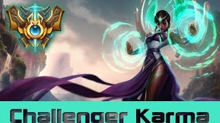 Challenger Support - Karma Montage - Fruity