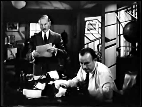 BEHIND THE NEWS   1941   Lloyd Nolan film noir