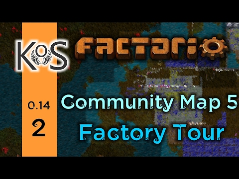 how to put a factorio map in the game