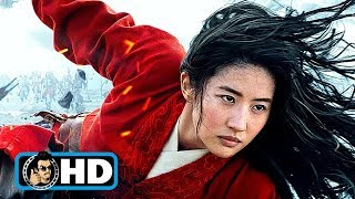 MULAN | All Clips + Trailers (2020)