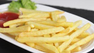 রসটরনট সটইল ফরঞচ ফরই রসপ  Crispy French Fry Recipe  French Fry Recipe Bangla