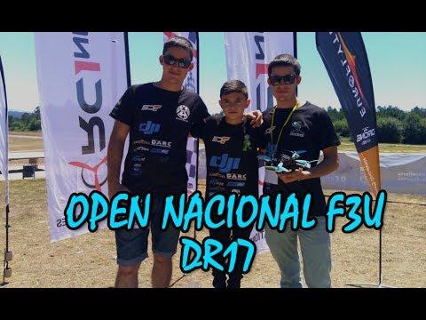 F3U Open Nacional - Drone Race DR17 - Spain Drone Team