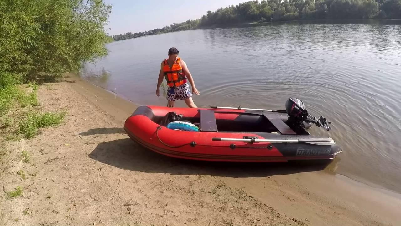 видео-обзор лодок с нднд