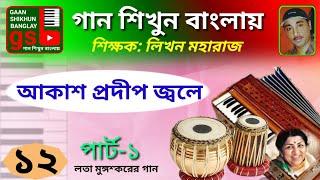Akash prodeep jawle-1; Learn Music in Bangla