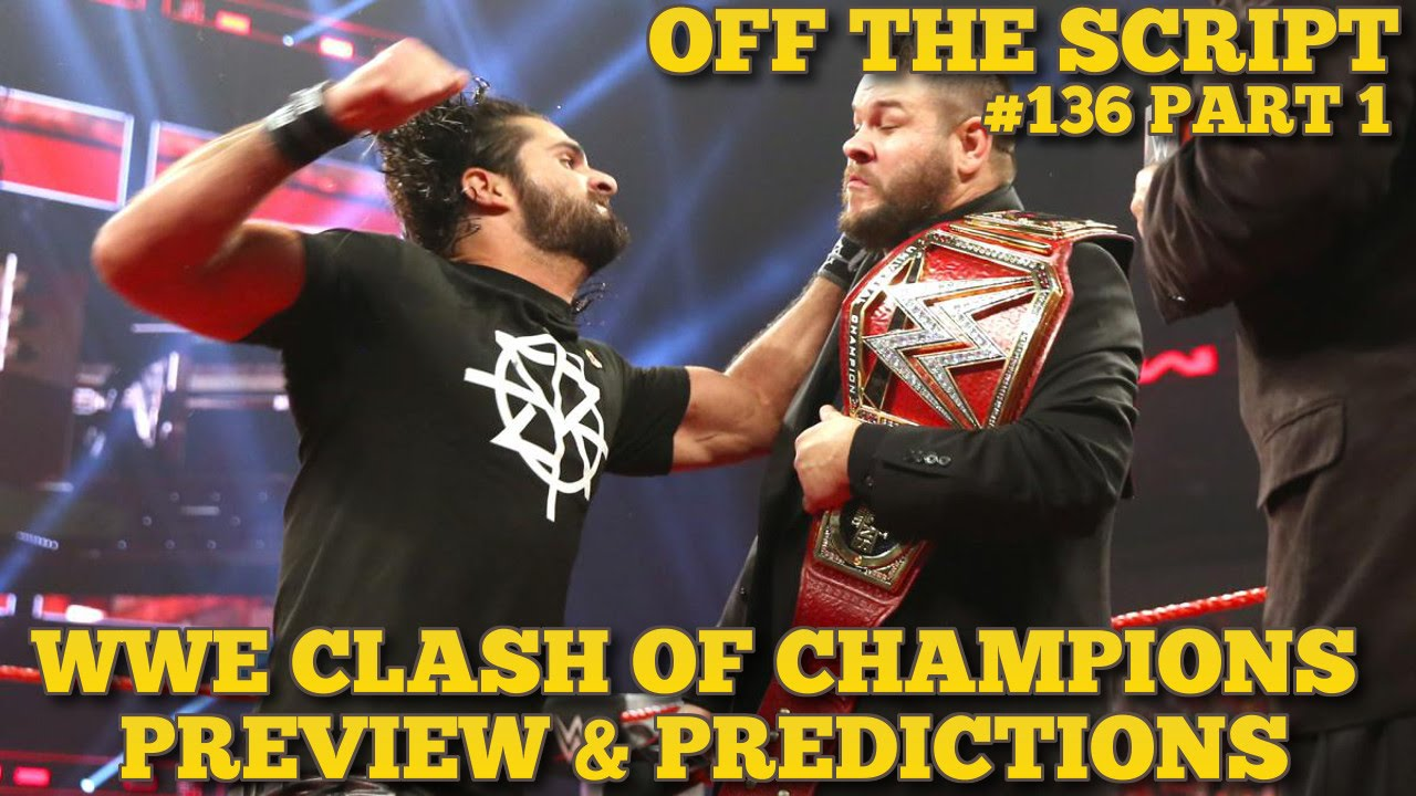 Download WWE Clash Of Champions 2016 Preview, Predictions & Full Match Card - WWE Off The Script #136 Part 1