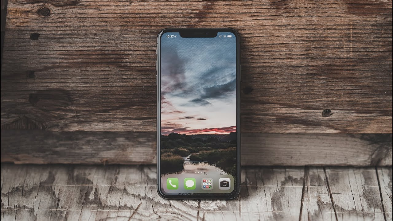 How do you add a blank screen on IOS 21