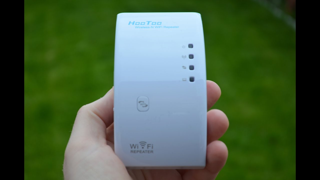 Hootoo wifi repeater review setup video youtube - Repeteur wifi free ...