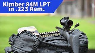 Kimber 84M LPT rifle in .223 Remington: what distinguishes it? thumbnail