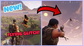 Fortnite Glitches Saison 5 (100% De travail) Flying Glitch 'Walk on the sky' Ps4/Xbox one 2018
