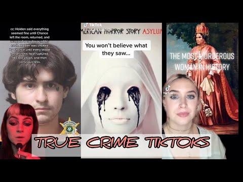 TRUE CRIME TIKTOKS! | TikTok Compilation 2021