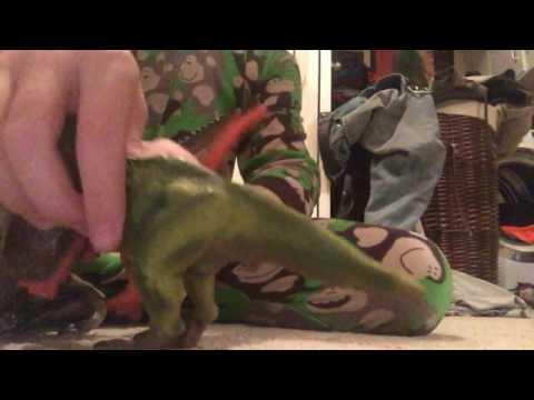 Albertosaurus pack vs spinosaurus
