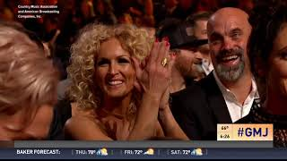 CMA Awards Carrie Underwood Tribute