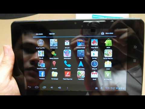 Cute Pad F7001, Cute Pad F7002 lắp sim 3G tại tsmobile.com.vn - 094 883 4301
