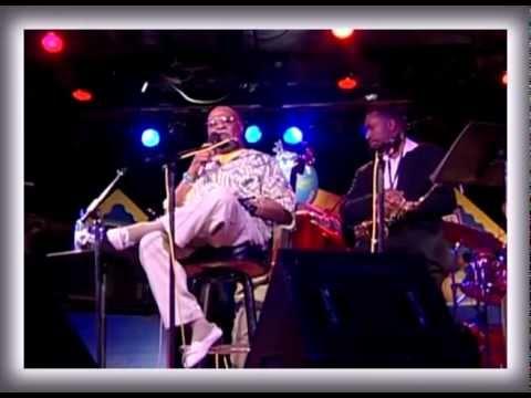 TERRY CLARK en concert - st Lucia