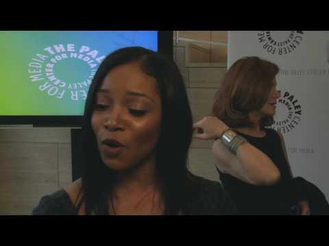 Tamala Jones interview for Castle at the Paleyfest TV Festival 2010