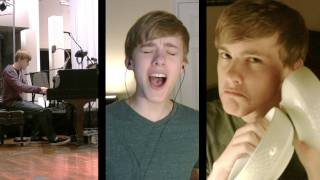 GLEE Audition - JON COZART