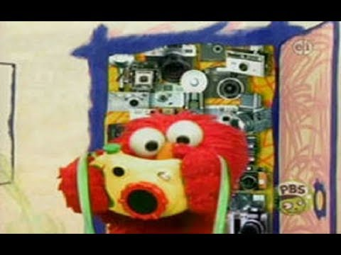 Elmo's World Cameras