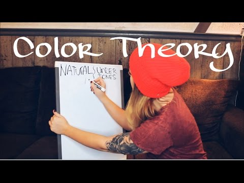Color Theory- Understanding Undertones and Levels