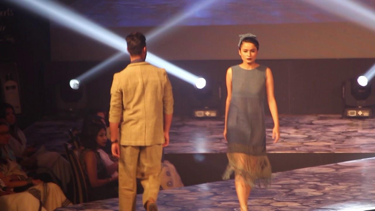 Mae Teeta Fashion Design Council Of Bangladesh Fdcb 2017 Youtube