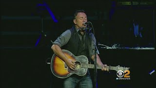 Tickets On Sale For Springsteen On Broadway