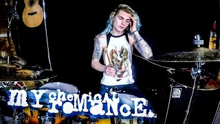 Kyle Brian - My Chemical Romance - I'm Not Okay (Drum Cover)