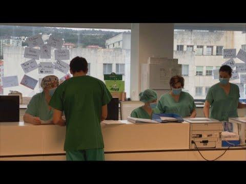 Suben los casos en Ourense: 85 contagios en un día